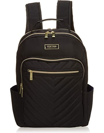 50c59197153 Kenneth Cole Reaction Women's Polyester Twill Chevron Backpack