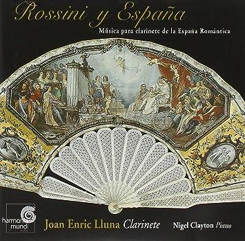 Rossini Y España : Joan Enric Lluna: Amazon.es: Música