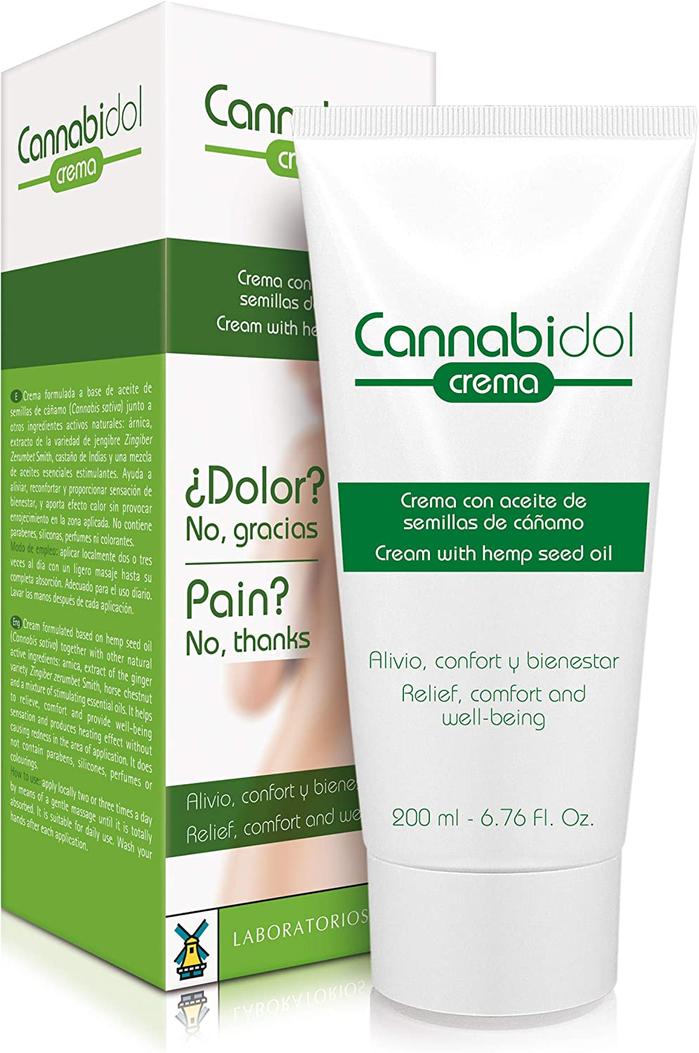 Tegor Cannabidol, 200 ml, Verde