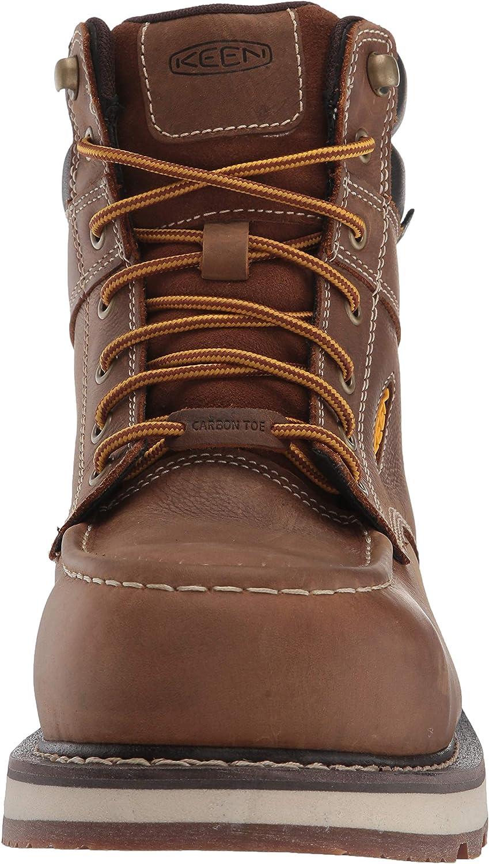 """Cincinnati 6/"""" Soft Toe Waterproof Wedge Work Boot"""
