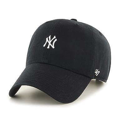 47 Brand Casquette de Baseball Mixte Noir Taille