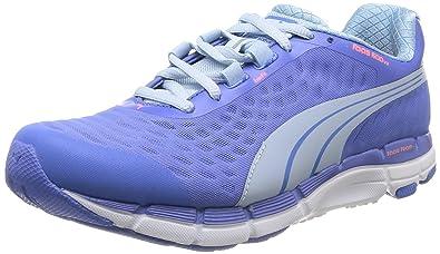 Puma Faas 600 V2 W, Damen Laufschuhe Training, Blau (Umrne