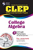 CLEP College Algebra with CD (REA) - The Best