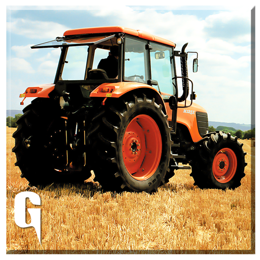Plow Farm Tractor 3D (Farm Tractor Games)