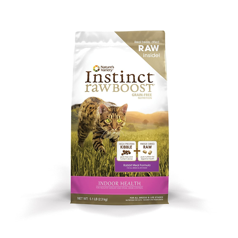 Nature S Variety Instinct Cat Food Raw Boost
