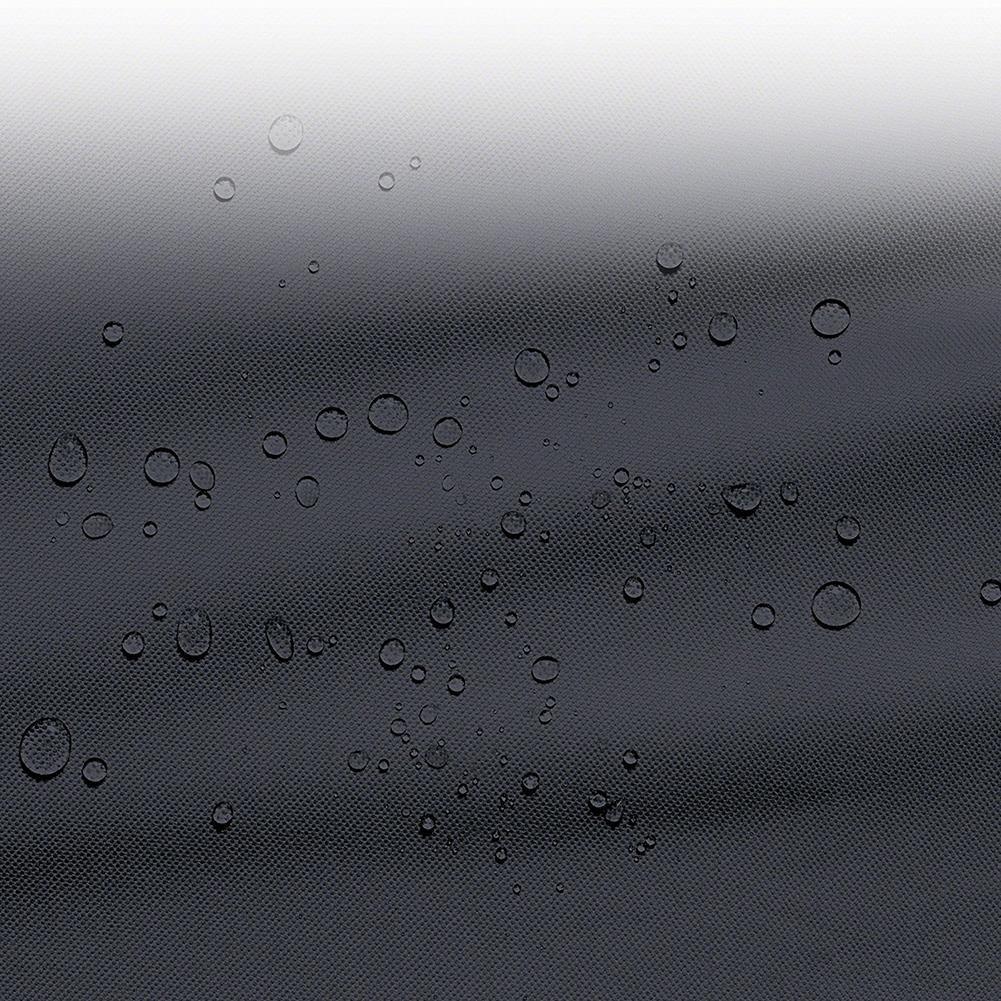 Funihut-123 Funda Barbacoa Funda para Funda Lona de protección BBQ Protectora para Grill Protectora de BBQ BBQ Protectora PVC Impermeable Anti-UV/Anti-l ...