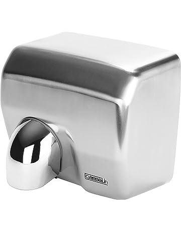 Casselin CB2INOX – Secamanos con caja de acero inoxidable