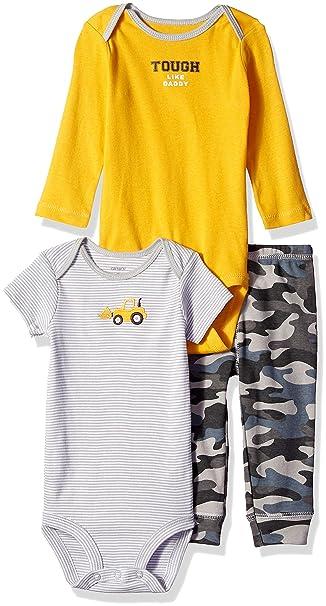 Amazon.com: Carters Baby 126g401 - Lote de 3 piezas para ...