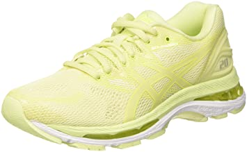 f89d2025e9d5 Image Unavailable. Image not available for. Color  Asics Gel-Nimbus 20   T850N-8585  Women Running Shoes Limelight Safety