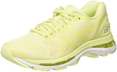 Gel Women's ASICS Nimbus 20 Shoes Running YellowGreen Buy 8kXnOw0P