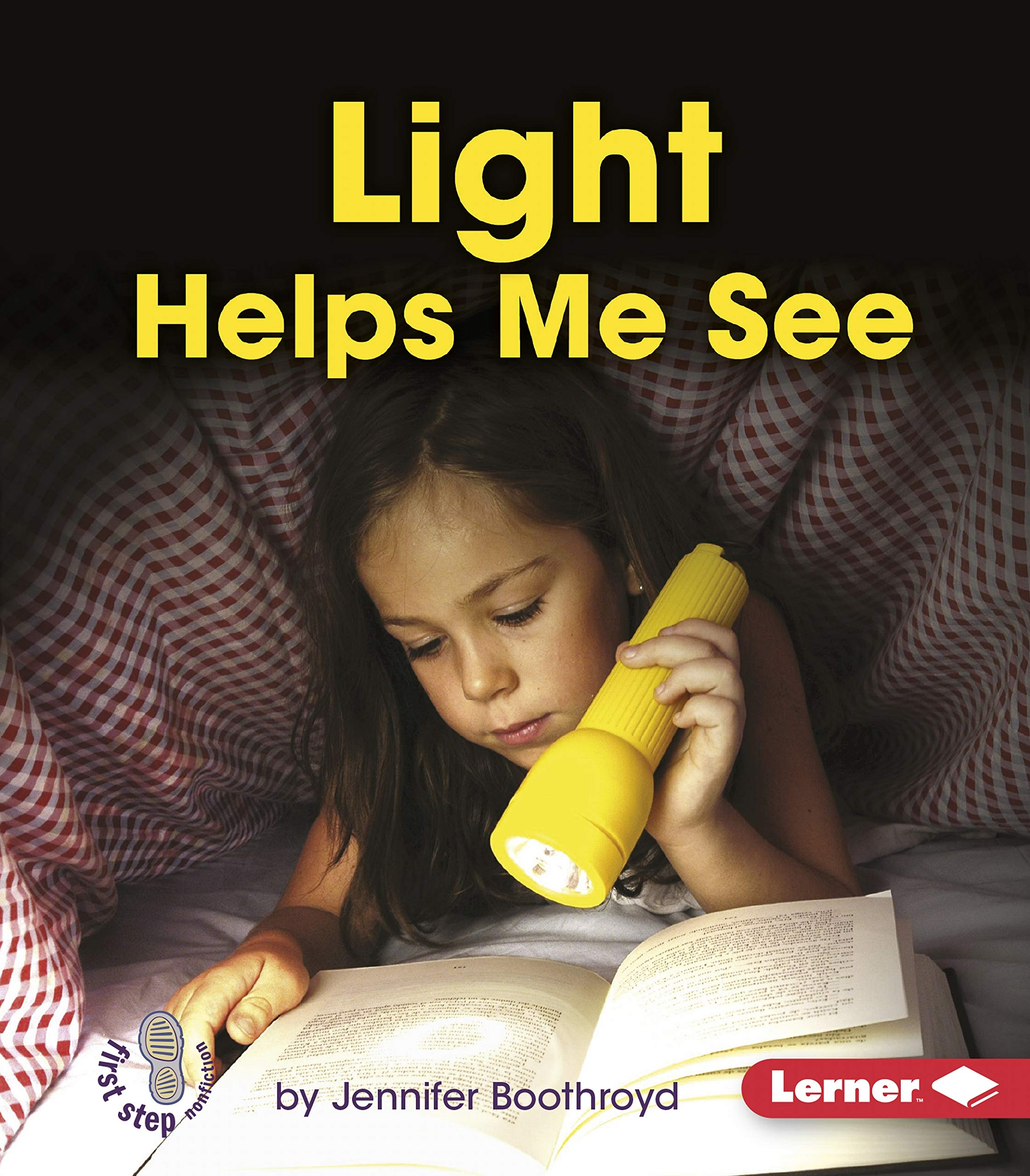 Download Light Helps Me See (First Step Nonfiction: Light and Sound) ebook