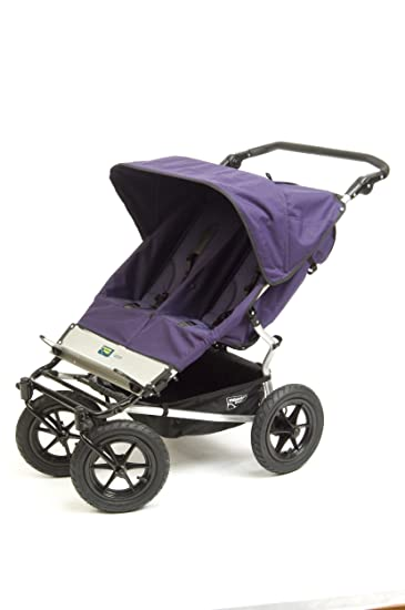 Amazon.com: Mountain Buggy Urban carriola de bebé doble ...