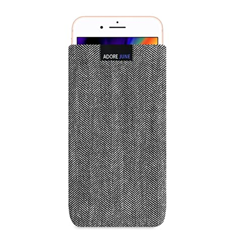 custodia iphone 8 tessuto
