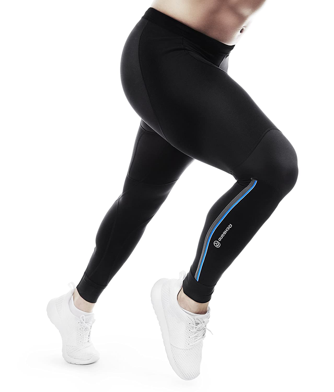 Rehband Herren Funktionswäsche 7787 Thermohose Thermohose 7787 Athletic lang 036408