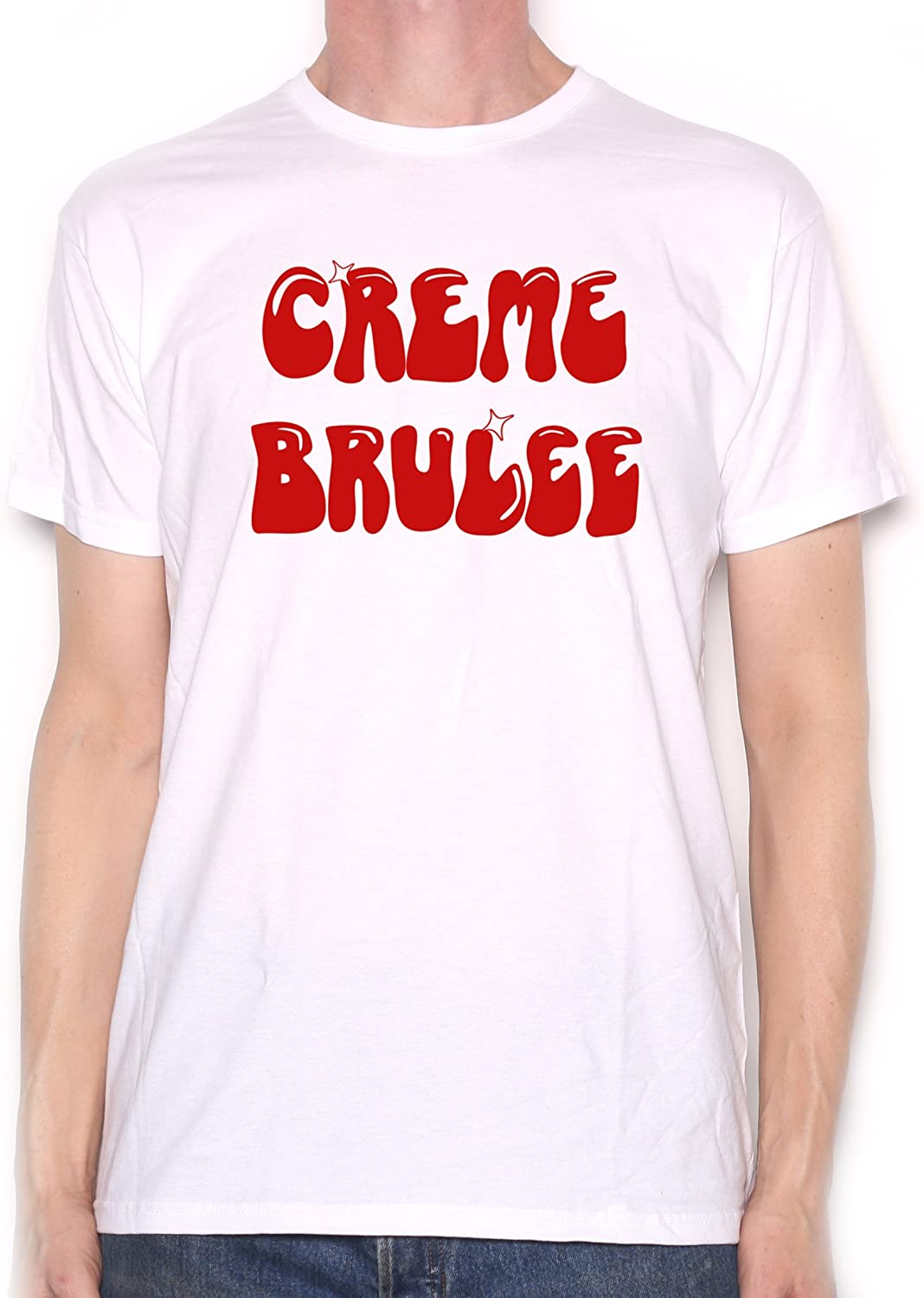 A Tribute To The League Of Gentlemen T Shirt Creme Brulee Cult TV Comedy Shirt