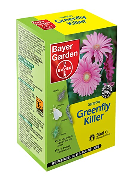 SBM Life Science Bayer Garden Greenfly Killer 30 Ml