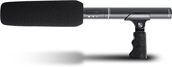 Marantz Professional Audio Scope SG-5B | Battery or Phantom-Powered Short Shotgun Microphone with XLR Output