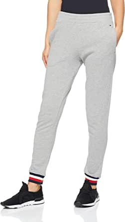 Tommy Hilfiger Women's Colour-Blocked Logo Cuff Joggers