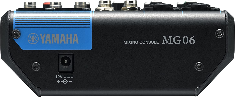 Yamaha MG06 Mixing Console