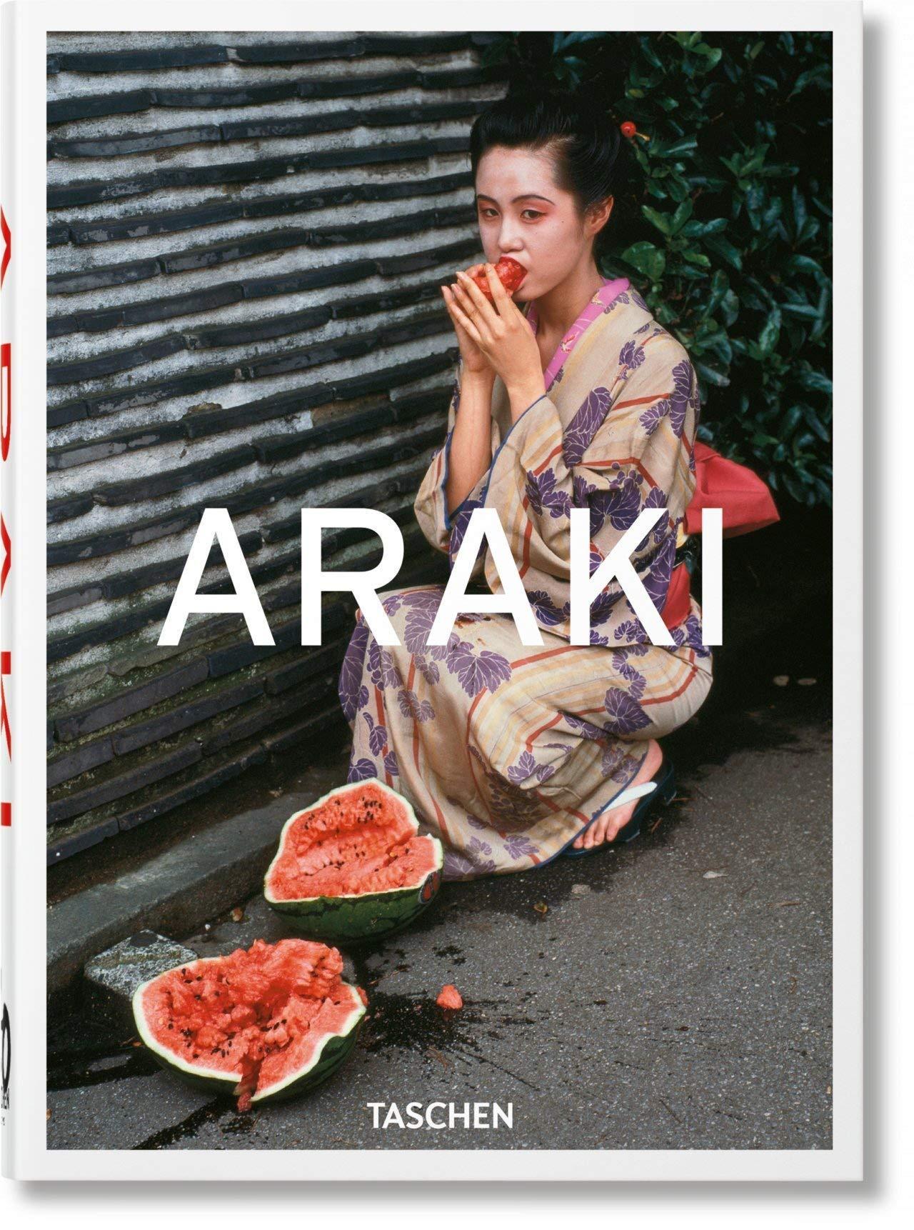 Araki. 40th Anniversary Edition (QUARANTE) (Multilingual Edition)