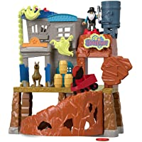 Deals on Fisher-Price Imaginext Scooby-Doo Haunted Ghost Town