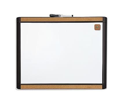 Amazon.com : U Brands Pin-It Magnetic Dry Erase Board, 20 x 16 ...