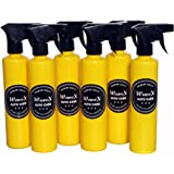 Wavex Empty Containers with Spray Pumps 350ml each-6 Units