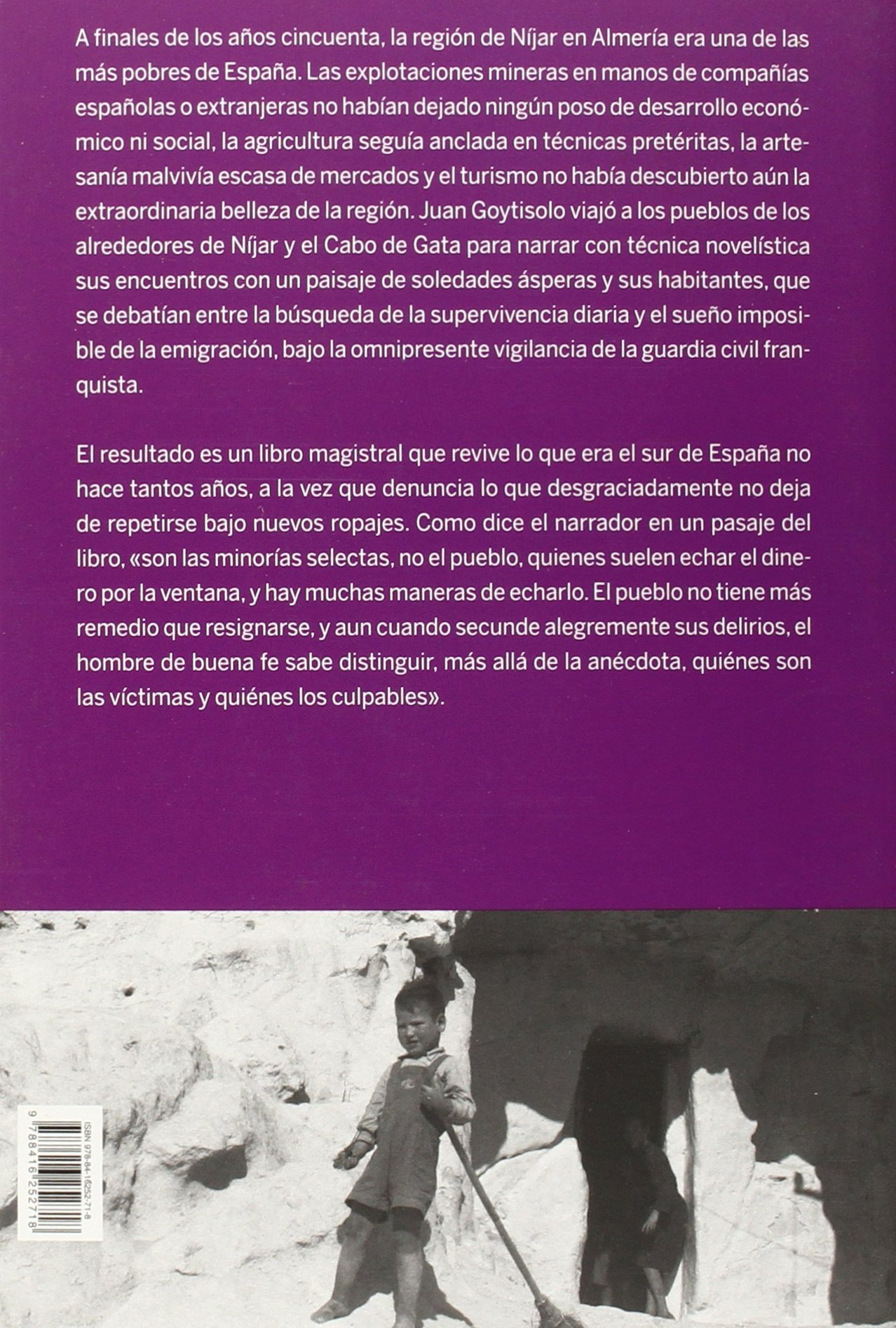 Campos de Níjar (Rústica): Amazon.es: Goytisolo, Juan: Libros