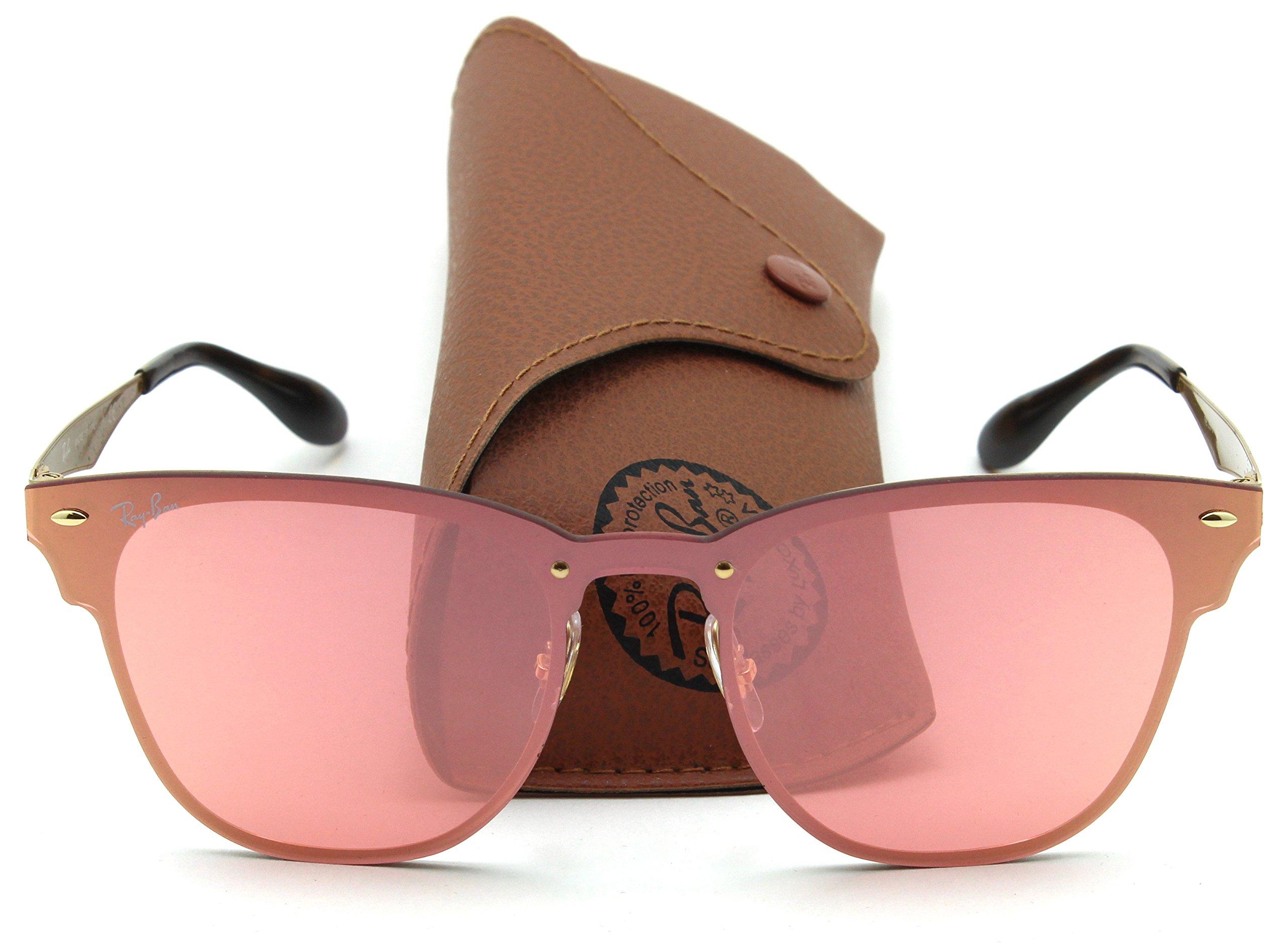 Ray-Ban RB3576N BLAZE CLUBMASTER Sunglasses 043/E4, 41mm