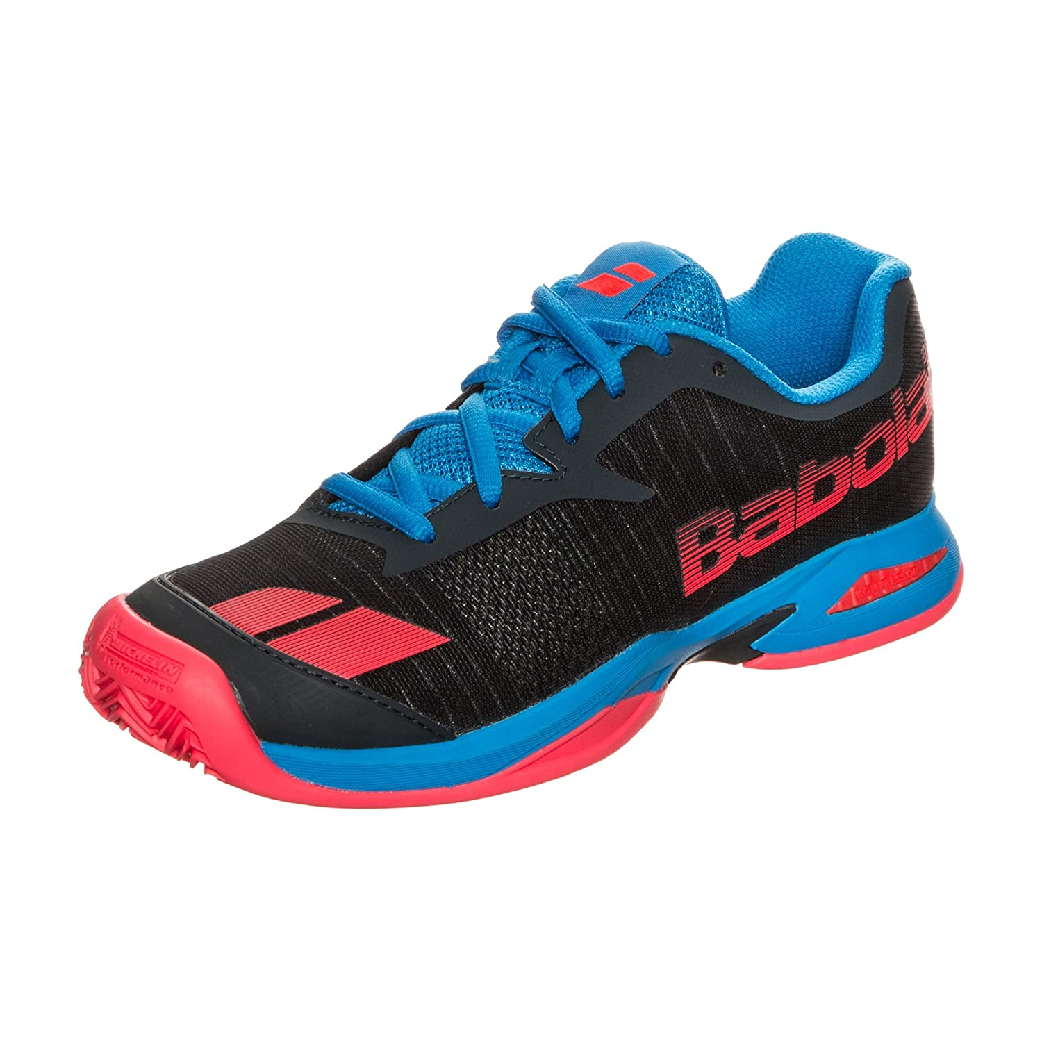 Zapatilla De Padel Babolat Jet Clay JR-36,5: Amazon.es ...