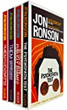 Jon Ronson 4 Books Bundle Collection Set (The Psychopath Test, So You've Been Publicly Shamed, Them: Adventures With…