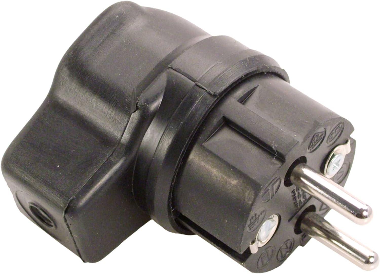 AS-Schwabe 62207 230 V, IP44 Enchufe en /ángulo recto