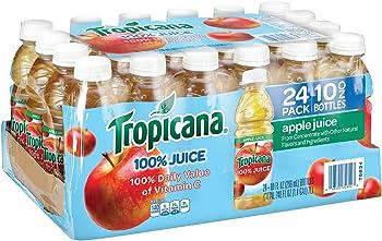 24-Pack Tropicana Apple Juice