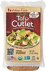 House Foods, Organic Tofu Cutlet, 6.5 oz