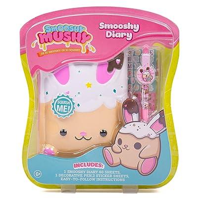 Smooshy Mushy Secret Smooshy Diary by Horizon Group USA: Toys & Games
