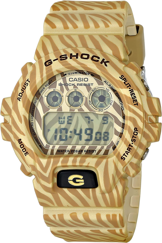Casio G-Shock Digital Dial Resin Quartz Men s Watch DW6900ZB-9