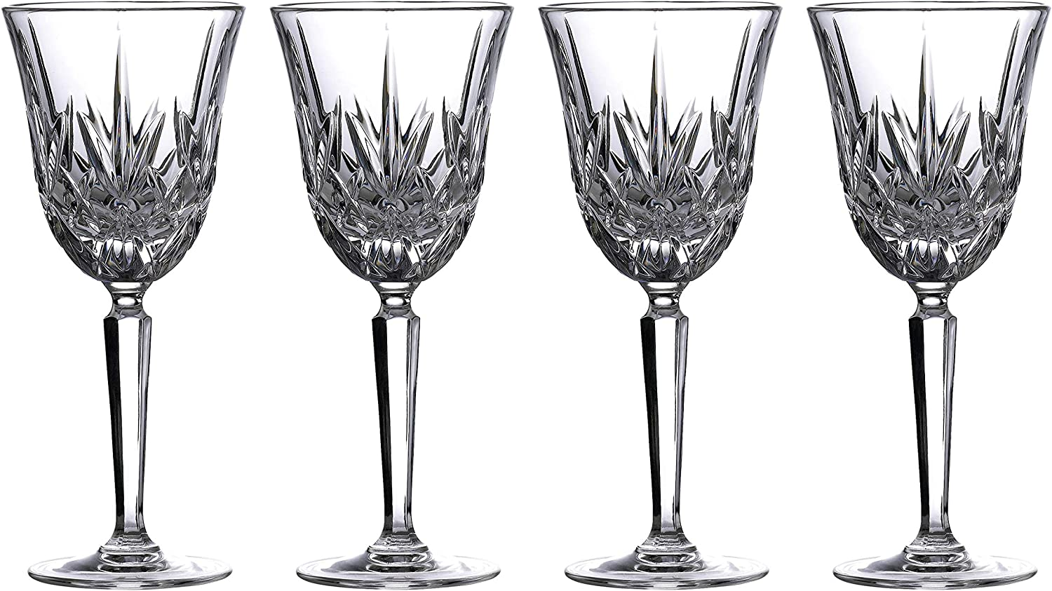 Waterford Marquis Maxwell 40033789 Glass, Crystal, 320 milliliters, Wine Set of 4