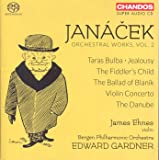 Janacek: Orchestral Works Vol