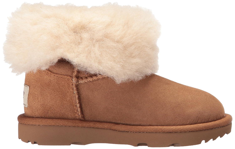 UGG UGG-T Bailey Button II Cuero Infantil Toddler: Amazon.es: Zapatos y complementos