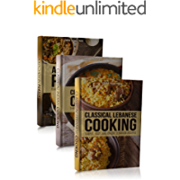 Arabian & Asian Cookbook Box Set: A Cookbook Box Set with Recipes from India, Persia, and Lebanon (Arab Food, Indian…