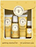 Burt's Bees Baby Getting Started Gift Set, 5 Products in Giftable Box (Packaging May Vary)