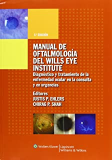 Manual de oftalmología del Wills Eyes Institute