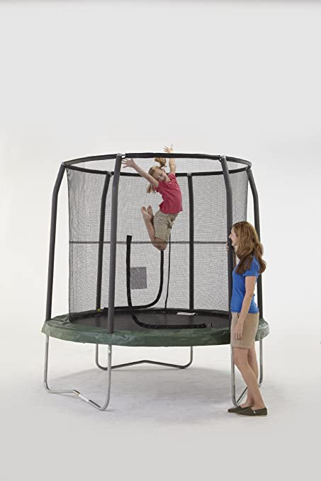 Bazoongi Jump Pod Tr&oline with Enclosure 7.5-Feet & Amazon.com : Bazoongi Jump Pod Trampoline with Enclosure 7.5-Feet ...