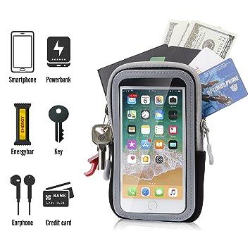 Exercice Gym Sport Course Imperméable Étui Brassard 4 Huawei Modèles Cell Phone Accessories