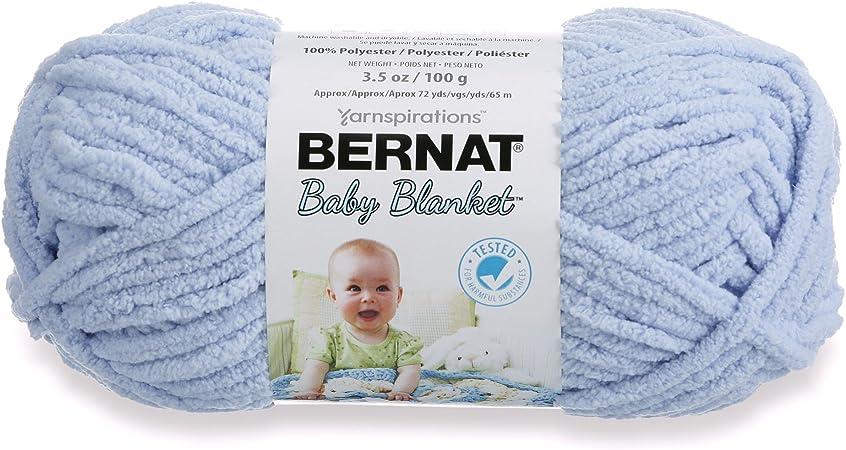 Car Seat Canopy Velvety Soft  Plush Bernat Baby Blanket Yarn Hand Crochet by kams-store.com