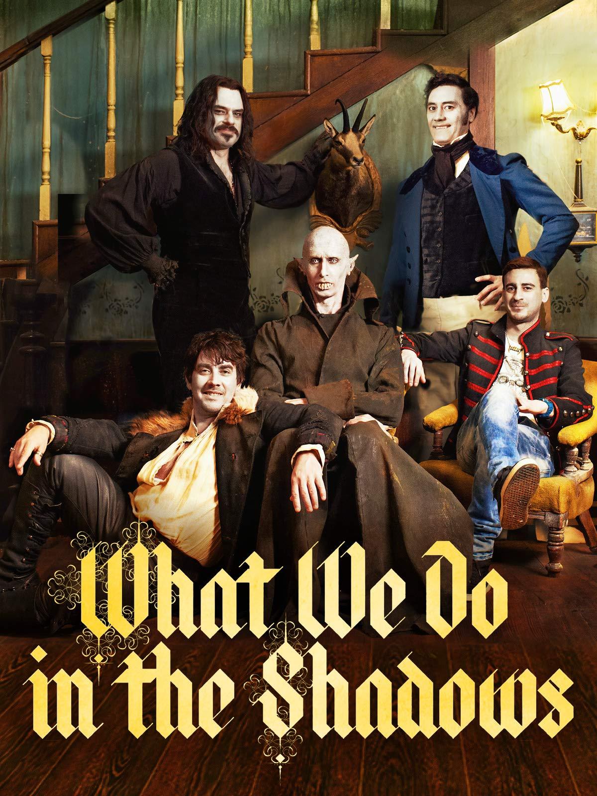 รีวิวหนัง WHAT WE DO IN THE SHADOWS