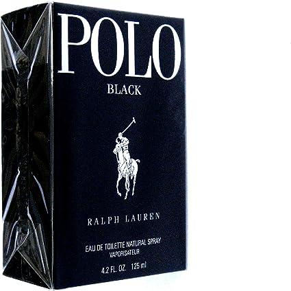 Ralph Lauren lote De color negro y 125 ml 4,2 fl.oz, Colonia De ...