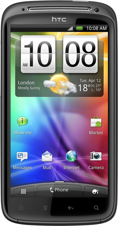 HTC Sensation - Smartphone libre Android (pantalla táctil de 4,3 ...