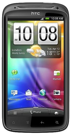 amazon com htc sensation 4g t mobile black cell phones accessories