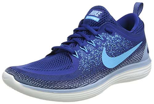 11f565324261 Nike Men s Free Rn Distance 2 Running Shoes  Amazon.co.uk  Shoes   Bags